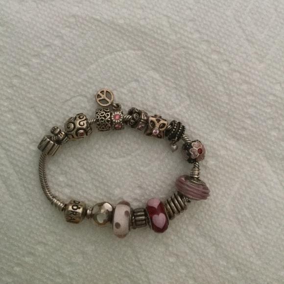 Pandora Jewelry - Pandora bracelet and pandora charms.